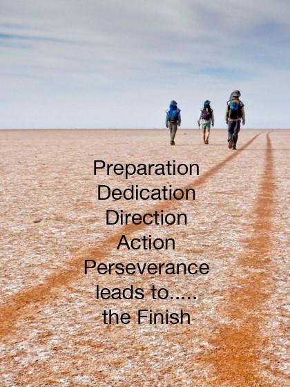 preperation - dedication